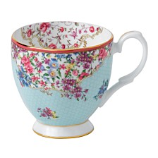 Royal Albert Candy Mug Sitting Pretty