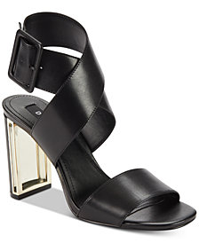 DKNY Heidi Dress Sandals, Created for Macy's
