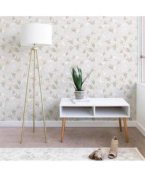 Deny Designs Holli Zollinger French Anemone Light 2'x4' Wallpaper