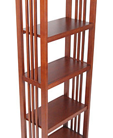"Mission 60"" Bookcase"