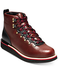 Cole Haan Men's GrandExplore Alpine Hiker Waterproof Boots