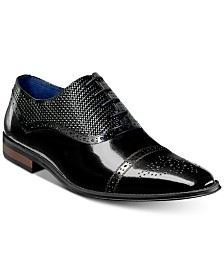 Stacy Adams Men's MacKay Cap-Toe Oxfords