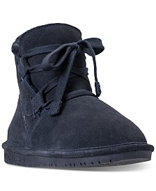 Bearpaw Little Girls' Zora Boots from Finish Line