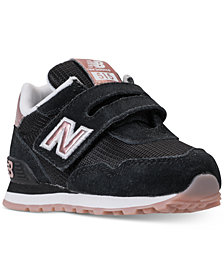 New Balance Toddler Girls' 515 Casual Sneakers from Finish Line