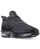 3b83ca324895 Nike Women s Air Max Sequent 4 Running Sneakers from Finish Line