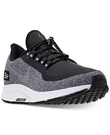 Nike Women's Air Zoom Pegasus 35 Shield Running Sneakers from Finish Line