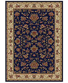 "KM Home Pesaro Manor 2'2"" x 7'7"" Runner Area Rug"