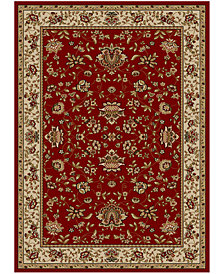 "KM Home Pesaro Manor 7'9"" x 11' Area Rug"