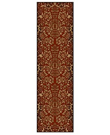"CLOSEOUT!! Pesaro Royale 2'2"" x 7'7"" Runner Area Rug"
