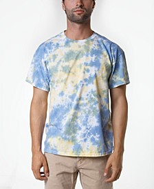 Men's South Sea Blotch Tie Dye T-Shirt