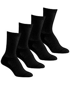 Berkshire 4-Pk. Diabetic Comfort Crew Socks