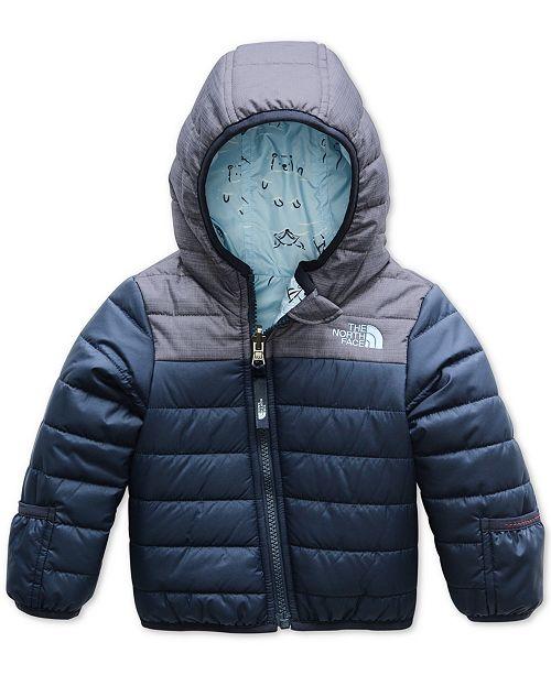 988ebe817 The North Face Baby Boys 12M Reversible Perrito Jacket   Reviews ...