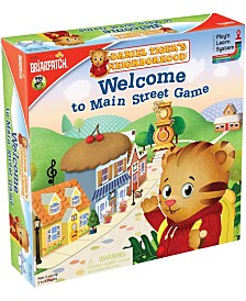 Daniel Tiger's Neighborhood Welcome to Main Street Game
