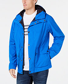 Barbour Men's Gunwale Hooded Waterproof Jacket