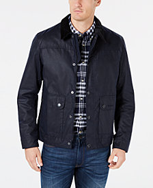 Barbour Men's Kelvin Wax Jacket