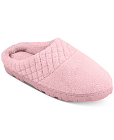 MUK LUKS® Women's Micro-Chenille Clog Slippers