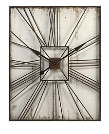 Imax Montgomery Wall Clock