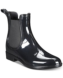 INC Women's Raelynn Rain Boots, Created for Macy's