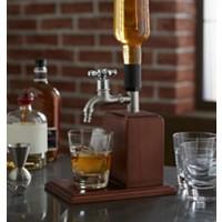 Studio Mercantile Vintage Wood Drink Dispenser