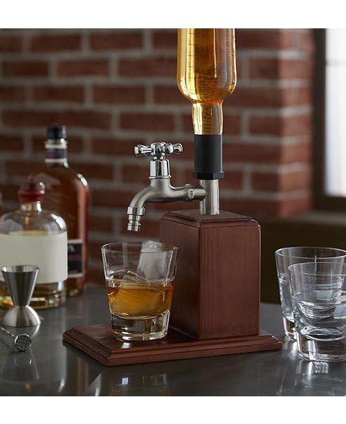 f8969d15f96bb Studio Mercantile Vintage Wood Drink Dispenser   Reviews - Home ...