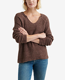 Lucky Brand Oversized Chenille Sweater