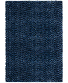 "Orian Cotton Tail Solid 5'3"" x 7'6"" Area Rug"