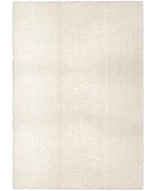 "Jennifer Adams  Cotton Tail Solid 5'3"" x 7'6"" Area Rug"