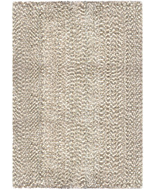 "Orian Cotton Tail Solid 6'7"" x 9'8"" Area Rug"