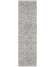 """Jennifer Adams  Cotton Tail Harrington 2'3"""" x 8' Runner Area Rug"""