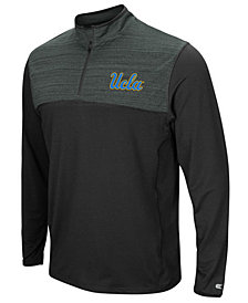 Colosseum Men's UCLA Bruins Quarter Zip Windshirt