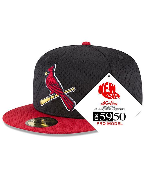 23561e2068c New Era. St. Louis Cardinals Retro Classic Batting Practice 59FIFTY Fitted  Cap. Be the first to Write a Review.  34.99