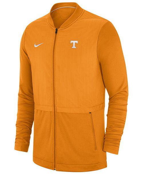 Nike Men's Tennessee Volunteers Elite Hybrid Full-Zip Jacket