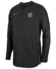 Nike Men's Oklahoma State Cowboys Lockdown Jacket