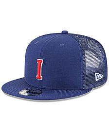 New Era Iowa Cubs Trucker 9FIFTY Snapback Cap