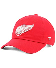 Detroit Red Wings Fan Relaxed Adjustable Strapback Cap