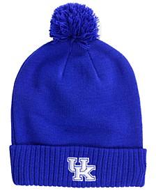 Kentucky Wildcats Beanie Sideline Pom Hat