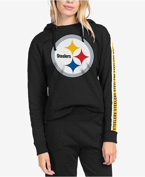 Authentic NFL Apparel Women's Pittsburgh Steelers Liberty Fleece  for sale