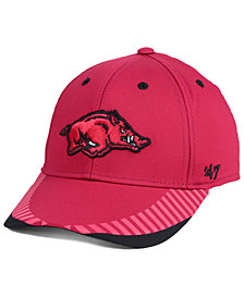 '47 Brand Arkansas Razorbacks Temper Contender Flex Cap