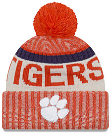 New Era Clemson Tigers Sport Knit Hat