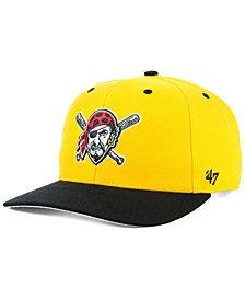 '47 Brand Pittsburgh Pirates 2 Tone MVP Cap