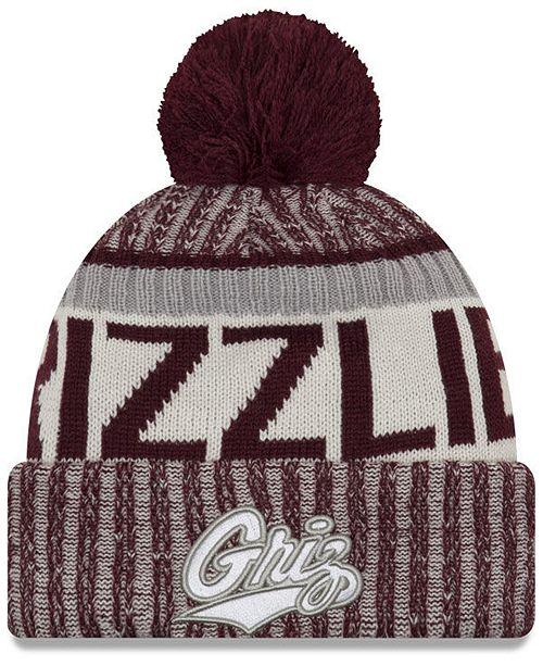 New Era Montana Grizzlies Sport Knit Hat & Reviews - Sports