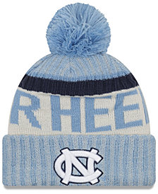 New Era North Carolina Tar Heels Sport Knit Hat