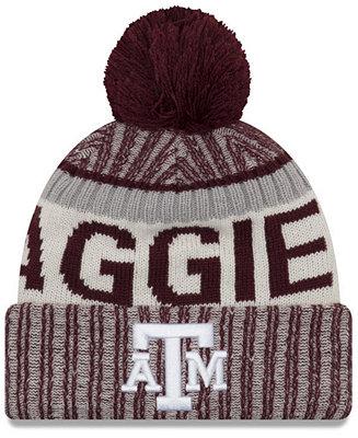 half off 7d2af 5e25c New Era Texas A M Aggies Sport Knit Hat   Reviews - Sports Fan Shop By Lids  - Men - Macy s