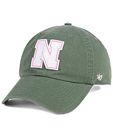 '47 Brand Women's Nebraska Cornhuskers Glitta CLEAN UP Cap