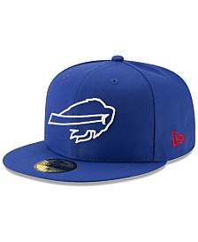 New Era Buffalo Bills Logo Elements Collection 59FIFTY FITTED Cap