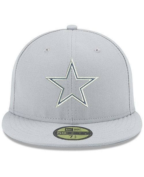 ... New Era Dallas Cowboys Logo Elements Collection 59FIFTY FITTED Cap ... 2bfa04261