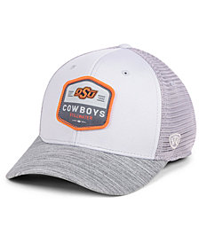 Top of the World Oklahoma State Cowboys Hyjak Mesh Flex Stretch Fitted Cap