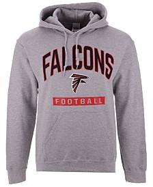 Authentic NFL Apparel Men's Atlanta Falcons Gym Class Hoodie
