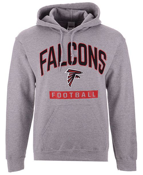 new product fd1b2 67a57 Men's Atlanta Falcons Gym Class Hoodie