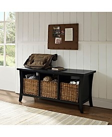 Wallis Entryway Storage Bench